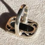 Individuelle Umarbeitung der Ringe in Gold und Silber