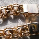 Garibaldi Armband individuelle Herstellung Goldschmiede