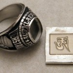Custom Signet Ring personalisierte Siegelring Gold Ring Herstellung