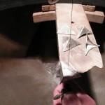 visitenkartenhalter aus silber und edelholz herstellung hamburg