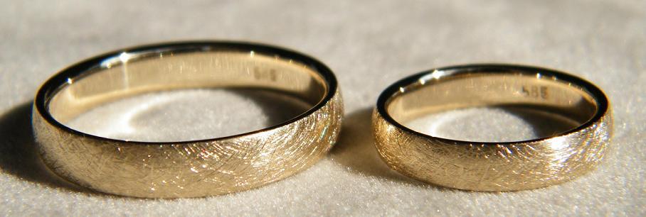 Eheringe gold eismatt  ringe gold eismatt - Begix.deBegix.de