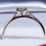 Verlobungsringe mit Brillanten aus weiß gelb rose Gold
