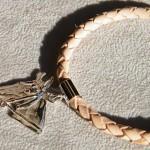 pferd 3d lederarmband silber goldschmied anhänger unikate hamburg