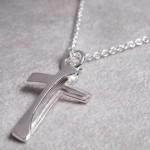 christen katholisches gold kreuz jesuskreuz heiliges silber kreuz