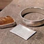 Gefunden Bernstein Gold Silber Herstellung Hamburg Goldschmiede