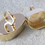 Bernstein Anhänger aus Gold Goldschmiede Hamburg Design