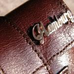 Visitenkartenetui individuelle Herstellung aus Leder und Silber Hamburg Goldschmiede
