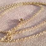 Anker Kette 585 Gold