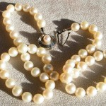 Perlencollier 47,5cm