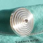 Tiffany Kreisel aus 925 Silber.
