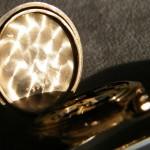 Biedermeier Taschenuhr aus 750 Gold