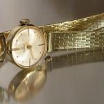 Golduhr Platinuhr Damen Uhren