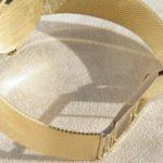 Goldarmbanduhr Verlängerung und Aufarbeitung bei Goldschmiede Hamburg Rahlstedt