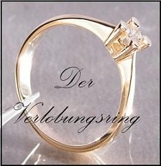 Verlobungsring aus mein Gold
