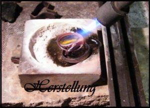 Verlobungsring Herstellung aus Ihrem Gold mit verschiedenen Brillanten