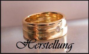 Witwenring Witwerring Herstellung Umarbeitung Goldschmiede Hamburg Rahlstedt