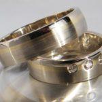 Eheringe Trauringe Hochzeitsringe individuelle Herstellung Goldschmiede Hamburg Rahlstedt