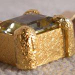 Anhänger aus pures Gold  herstellen lassen goldschmiede hamburg
