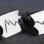 Manschettenknöpfe aus Silber in kreativer Ausführung herstellen lassen bei Goldschmiede Hamburg Rahlstedt