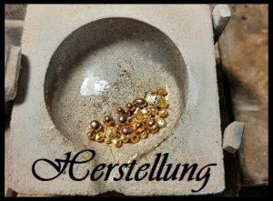 Verlobungsring aus Rosegold mit Fancy Diamant herstellen lassen