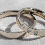 Weißgold Trauringe Eheringe aus Ihrem Altgold. Umweltfreundliche Herstellung aus Recycling Gold Hamburg Rahlstedt